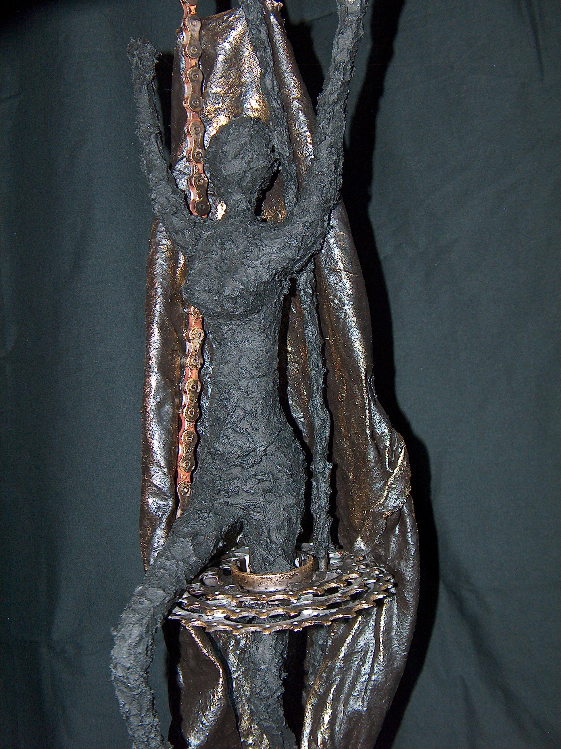 Skulptur für Alessandra Keller