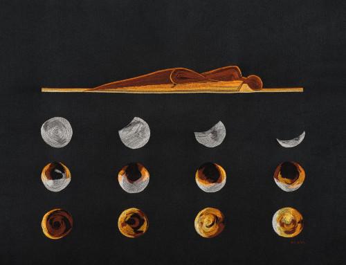 Sleeping in the moonlight